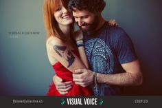 Visual Voice Couples