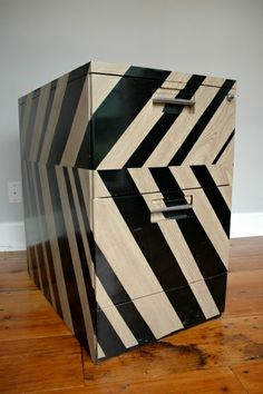 DIY Upgrade: File Cabinets