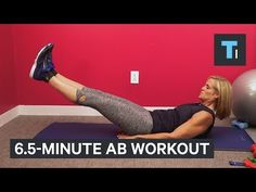 Five-time Olympic swimmer and Olympic medalist Dara Torres demonstrates her ultimate ab workout that keeps her in amazing shape. Torres has teamed up. 5 Minute Abs Workout, Abs Workout Routines, Workout Videos, 100 Workout, Core Workouts, Workout Plans, Weight Loss Before, Losing Weight Tips, How To Lose Weight Fast