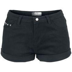 R.E.D. by EMP Hotpants -Jeans Pants- -- Kjøp nå hos EMP -- Mer Rock wear Hotpants tilgjengelig online - Uslagbare priser!