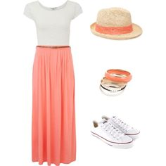 Maxi skirt outfit- outfit it totally me....need this whole outfit in my life like yesterday