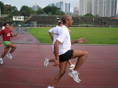 O Segredo para Correr Mais Rápido? Economia de Movimento