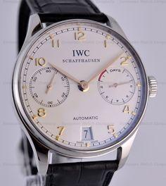 IWC Watch, Reference 5001....Classic beauty!!