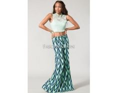Unique Palazzo Pants with zigzag pattern print and elastic banded waist.