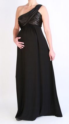 Formal Maternity Dress - Marissa