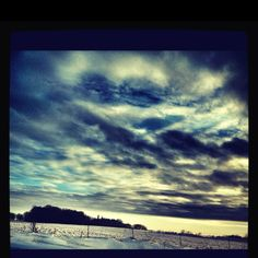 Owatonna, MN - Winter Landscape. So beautiful. This made me wish I live in Minnesota. This is Adam Young's Home State.