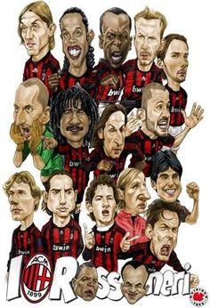 Ac Milan 1899 *dancing*