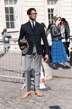 El mejor street style de la semana: edición especial por las calles de Londres por Alberto Bringas