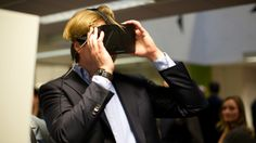 COMING SOON TO WALL STREET: OCULUS RIFT HEADSETS HOOKED TO BLOOMBERG TERMINALS