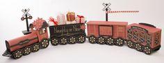 Tara's Studio Christmas Train img 1