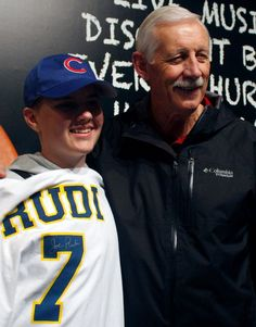 Joe Rudi poses for pictures with his loyal fans. Iowa Cubs, Poses For Pictures, Oakland Athletics, Mlb, Athlete, Fans, Baseball, Sports, Baseball Promposals