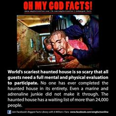 I'm gonna make it through! Or at least try 😅 Worlds Scariest Haunted House, Scary Haunted House, Spooky Scary, Short Creepy Stories, Spooky Stories, Horror Stories, Creepy Story, Fun Facts Scary, Weird Facts