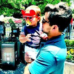 Rob and Mason