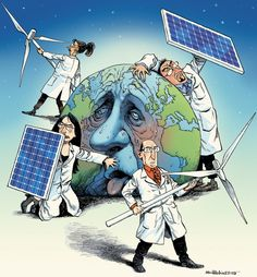 2015 -Climate policy: Democracy is not an inconvenience : Nature News & Comment