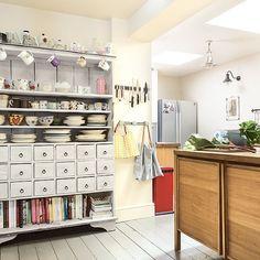 Kitsch country kitchen | Decorating | housetohome.co.uk