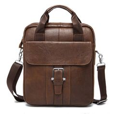Cheap men crossbody bag, Buy Quality men shoulder bag directly from China bag cow leather Suppliers: man shoulder bag genuine leather 2017 retro men crossbody bags cow leather man flap messenger bag luxury brand man business bag Uganda, Business Briefcase, Briefcase For Men, Business Laptop, Handbags For Men, Leather Handbags, Leather Bags, Tote Handbags, Sierra Leone