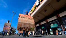 Kroger will close more stores over hazard pay laws for workers