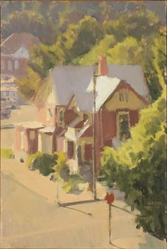 Philip Geiger house painting