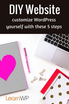 Learn how to make your WordPress website your own. With a bit of knowledge, you can customize your WordPress theme and fearlessly manage WordPress updates.