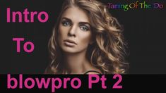 Intro To Blowpro Products Pt 2