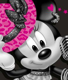 DIY Diamond Painting Disney Cartoon Minnie Mouse Cross Stitch Full Square Drill Diamond Painting kit Sticker Home Decoration Gifts Disney Mickey Mouse, Mickey Mouse E Amigos, Retro Disney, Art Disney, Mickey Mouse Cartoon, Disney Kunst, Mickey Mouse And Friends, Disney Diy, Wallpaper Do Mickey Mouse