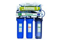 Máy lọc nước RO chính hãng gia đình Kangaroo KG104 - 7 lõi không vỏ tủ mang đến cho bạn nguồn nước sạch nhất đảm bảo an toàn vệ sinh nhất cho bạn và gia đình