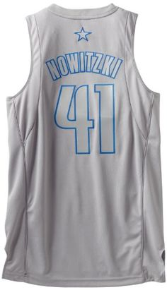 wholesale dealer 877ed 18b95 NBA Dallas Mavericks Winter Court Big Color Swingman Jersey,  41 Dirk  Nowitzki, Grey, Medium