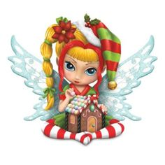 Spicing Up The Holiday Figurine
