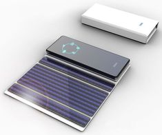 CoverFi | Portable wireless router that uses solar energy to power itself and utilizes wireless charging technology.