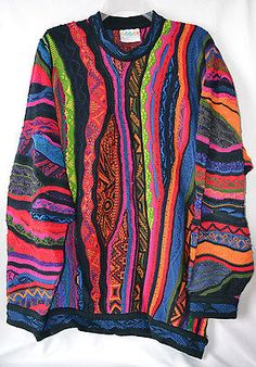 Coogi Mens Sweater XL made in Australia