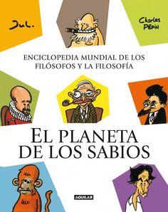 Jul y Charles Pépin, El planeta de los sabios. Aguilar Harlan Coben Books, Culture Club, Thing 1, Book Review, Sage, Philosophy, Ebooks, Playing Cards, Planets