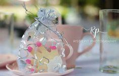 Kitchen Tea / Bridal shower : Hand cookie  with wedding ring