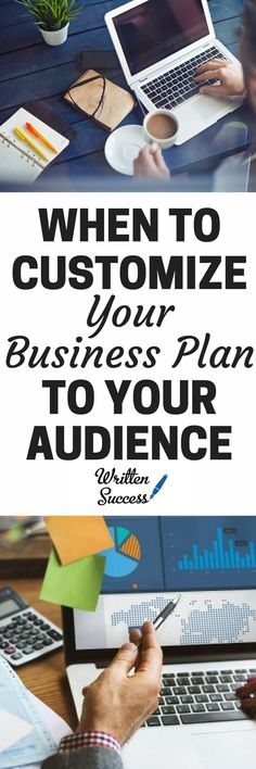 Professional Business Plan Template with example narrative content - professional business plan