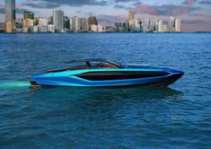 Lamborghini 63, the brand new Tecnomar hyper yacht will amaze you Super Sport Cars, Super Cars, Sport Yacht, V12 Engine, Fluid Dynamics, Lamborghini Miura, Smart Quotes, Become A Millionaire, Yacht Design