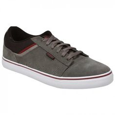 Habitat Guru Skate Shoe - Men's Cement/Cardinal, 10.0 - http://shop.dailyskatetube.com/product/habitat-guru-skate-shoe-mens-cementcardinal-10-0/ -  The boys's Guru Vulc skate sneakers from Habitat characteristic a Leather-based higher for a super glance. Subject matter: Leather-based Instance: Athletic  -
