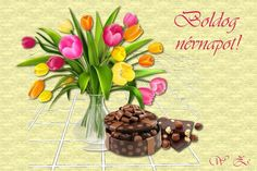 Gergely Anita 06 02 Name Day, Birthday Cake, Names, Smile, Desserts, Food, Tailgate Desserts, Deserts, Saint Name Day