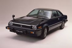 Honda Prelude (First Generation) Pictures Generation Pictures, Classic Japanese Cars, Honda Prelude, Japan Cars, Jdm Cars, Retro Cars, My Ride, Muscle Cars, Super Cars