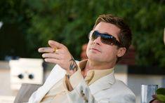 Brad Pitt Relax Position - HD Wallpapers - Free Wallpapers - Desktop Backgrounds