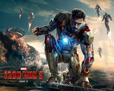 Iron Man 3 HD Wallpapers for your Windows 8 Desktop #wallpapers #ironman3