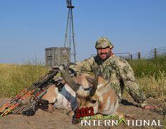 Nebraska Antelope Hunting (bowhunting)  http://gothunts.com/nebraska-archery-antelope-hunts/