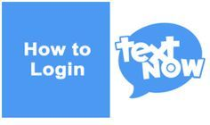 Text Now Login With Images Texts Send Text Message Voice App