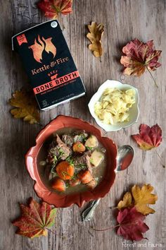 The storms have been blowing into the Pacific Northwest quite fiercely the past couple of weeks and it is now soup, stew, and comfort food weather. Just like that. The apples have fallen from the trees, I've stocked up on my homemade rosemary applesauce, and I've had the Instant Pot earning it's keep cooking away...