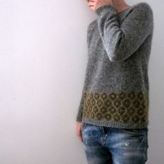 Isabell Kraemer Ready For Fall Sweater Kit - Isabell Kraemer - By Designer - Kits