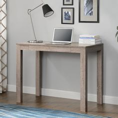 Altra Parsons Writing Desk with Drawer & Reviews | Wayfair