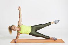 Vartti riittää! Syvät vatsalihakset kuntoon Oona Tolppasen pikatreenillä | Me Naiset Trainer, Exercise, Gym, Running, Sports, Six Pack Abs, Excercise, Racing, Ejercicio
