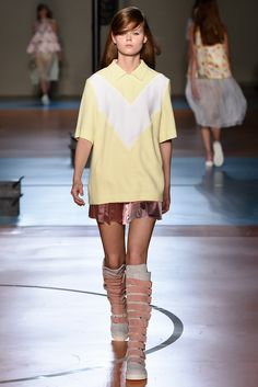 Au Jour Le Jour Spring 2015 Ready-to-Wear - Collection - Gallery - Style.com