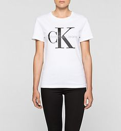 Logo T-shirt Women | Calvin Klein® Europe