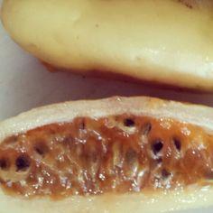 Curuba aka banana passion fruit