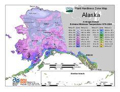 USDA plant hardiness zones for AK. Still in the range of zone 1-2