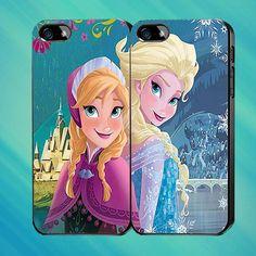 best friend anna elsa disney frozen  Custom Case by Mendemdupo, $31.99